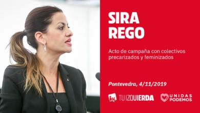 Photo of Sira Rego: «Cuando Pedro Sánchez insinúa un acuerdo entre PSOE y PP nos parece raro, pero en Europa se entiende a diario en política económica o migratoria»