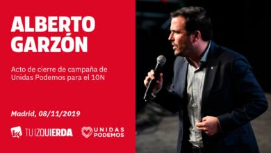Photo of Alberto Garzón: «Más pronto que tarde construiremos la III República de España. España no es la idea reaccionaria la derecha, son sus pueblos y su gente trabajadora»