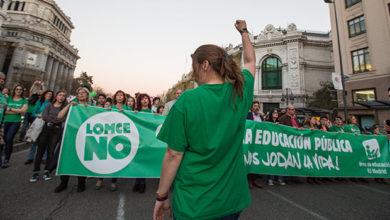"""Photo of Izquierda Unida muestra su """"especial satisfacción"""" por el medio centenar de enmiendas que Unidas Podemos ha registrado en solitario para mejorar el texto de la LOMLOE"""