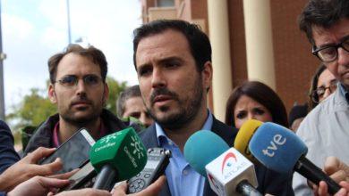 """Photo of Alberto Garzón dice que Sánchez evidenció en el debate que """"está pidiéndole, y lo hizo explícitamente, el acuerdo al PP y a Ciudadanos"""" para poder formar Gobierno"""