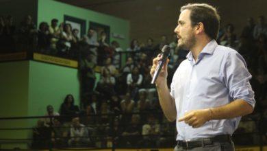 Photo of Alberto Garzón: «Vox es el hijo legítimo de PP y Cs, que han alimentado el odio y el franquismo sociológico»