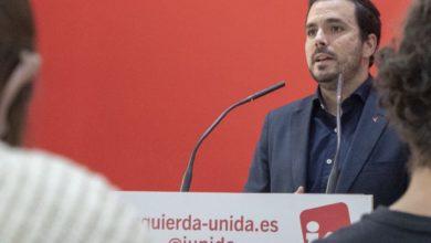 """Photo of Alberto Garzón dice que Sánchez """"no puede insistir en pedir apoyos a derecha a izquierda"""" y le exige que """"se decida ya"""" tras ser uno de los """"principales responsables del auge de Vox"""""""