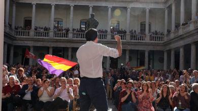"""Photo of Alberto Garzón pide """"optimismo"""" a la militancia de IU y pone como objetivo """"hacer valer nuestro peso parlamentario para conformar un gobierno enfrentado a la extrema derecha y que defienda a las familias trabajadoras"""""""