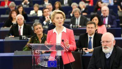 """Photo of IU vota en contra de la Comisión Von der Leyen y reclama """"un giro radical a las políticas de la Unión Europea"""""""