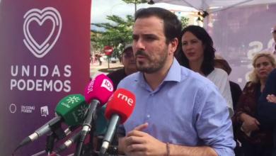 """Photo of Alberto Garzón denuncia que la derecha ejerce un """"acoso sistemático"""" contra servicios públicos como la sanidad y sitúa a Unidas Podemos como el único garante """"para blindarlos"""""""