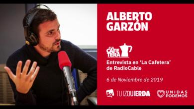 Photo of Alberto Garzón: «El PSOE está alimentando la crispación para intentar quitarles votos de la derecha a PP y C's»