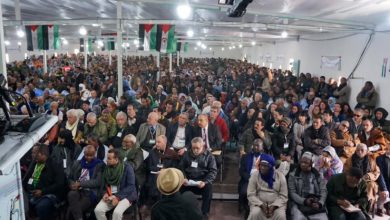 """Photo of IU expresó su """"total apoyo"""" al pueblo saharaui y al Frente Polisario en su reciente XV Congreso celebrado en Tifariti"""