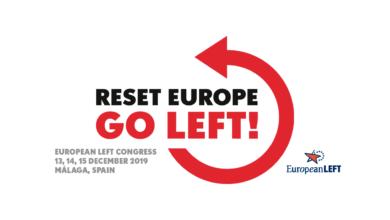 """Photo of El Congreso del Partido de la Izquierda Europea que arranca el viernes busca dar respuestas a la """"profunda crisis económica, social e institucional sistémica"""" de la UE"""