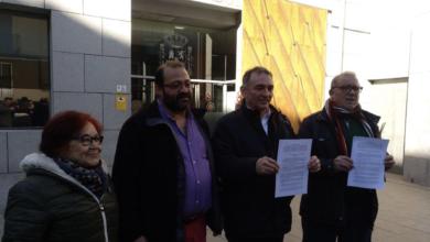 Photo of Enrique Santiago registra junto a dirigentes locales de IU en la Fiscalía de Ávila una denuncia contra responsables de la Diputación por delinquir en beneficio de la Universidad Católica (UCAV)