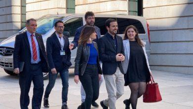 """Photo of Alberto Garzón llama a la """"tranquilidad"""" ante la formación del nuevo Gobierno y avisa de que la """"hiperventilación de la derecha"""" es """"peligrosa para la democracia y la cohesión social"""""""