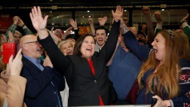 Photo of Izquierda Unida felicita al Sinn Féin por su victoria en las elecciones en Irlanda