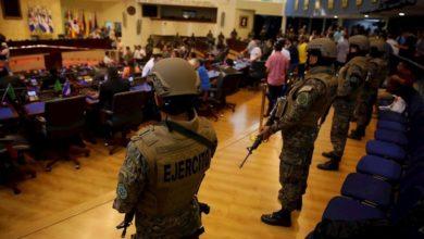 """Photo of IU alerta de que la """"actitud dictatorial"""" del presidente Nayib Bukele puede derivar en un auténtico """"golpe de Estado en El Salvador"""""""