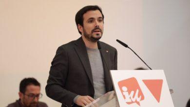"""Photo of Alberto Garzón reclama en la reunión de la Asamblea Político y Social profundizar en la """"estrategia de unidad popular"""" para lo que es imprescindible """"fortalecer Izquierda Unida como parte de ese espacio"""""""