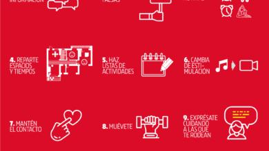 Photo of Decálogo de buenas prácticas para el bienestar emocional en cuarentena