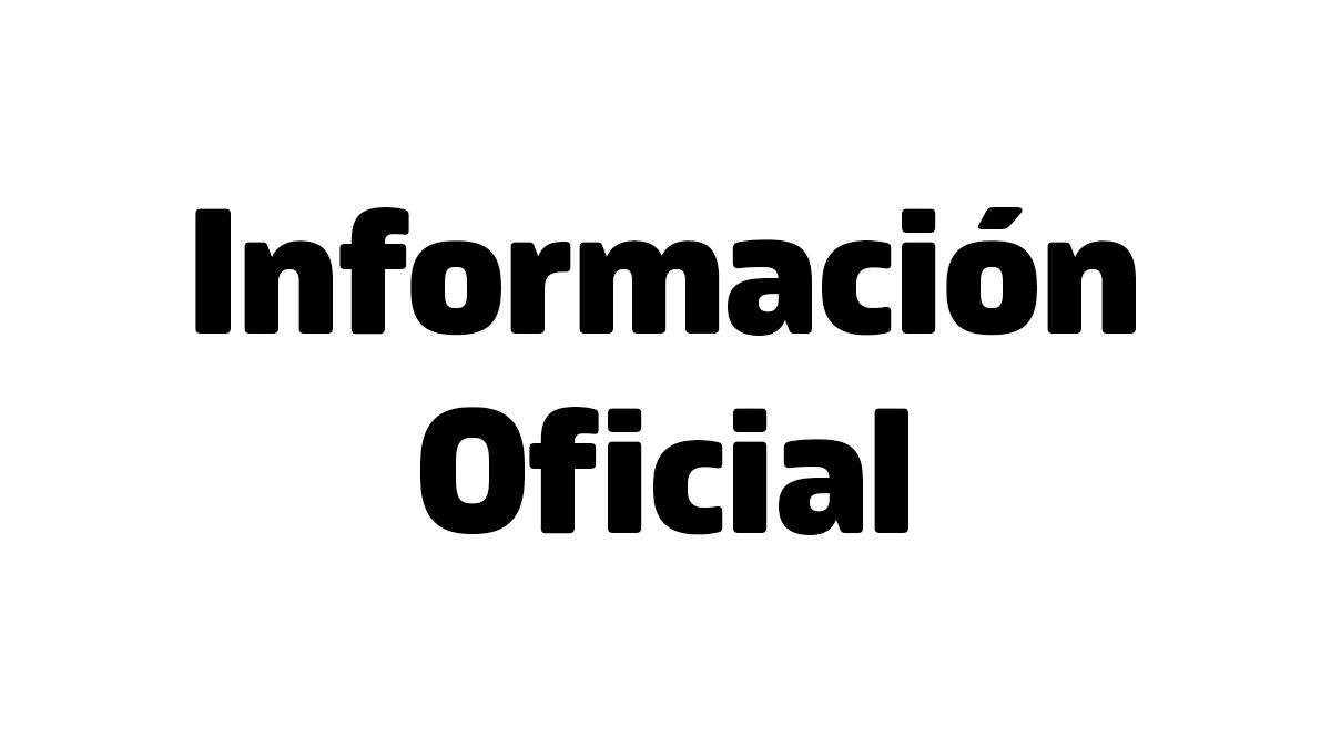 Coronavirus - Información de fuentes oficiales