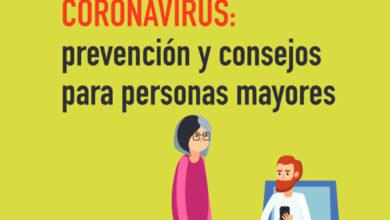 Photo of Guía sobre el COVID-19 para personas mayores y familiares – Ayuntamiento de Rivas