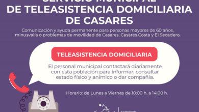 Photo of Plan específico de atención a personas mayores – Ayuntamiento de Casares
