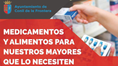 Photo of Servicio de medicamentos y alimentos a domicilio para mayores – Ayuntamiento de Conil