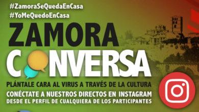 Photo of Encuentros culturales en directo a través de Instagram – Ayuntamiento de Zamora