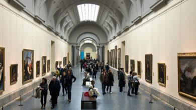 Photo of Museos para visitar estando en casa: tour virtual y colecciones online