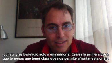 Photo of «Vamos a salir de esta y lo vamos a hacer juntos», mensaje de Toni Valero