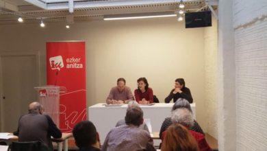 Photo of Ezker Anitza-IU ratifica sus candidaturas para las elecciones al Parlamento vasco y aprueba su programa para la próxima legislatura
