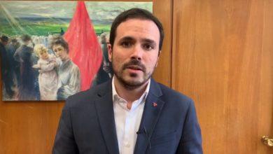 """Photo of """"Esta crisis vamos a superarla entre todos y todas blindando lo público y los mecanismos de protección, solidaridad y cooperación de nuestra sociedad"""", mensaje de Alberto Garzón"""