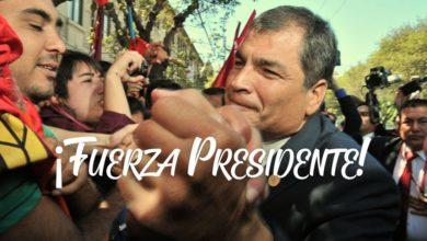 """Photo of IU denuncia la """"persecución judicial y política"""" contra Rafael Correa en Ecuador y advierte de que Lenin Moreno usa la última sentencia como """"cortina de humo frente al Covid-19"""""""