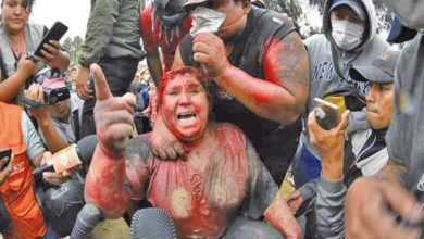 """Photo of IU exige la """"inmediata puesta en libertad"""" de la dirigente boliviana Patricia Arce, alcaldesa de Vinto, tras su """"detención ilegal"""" por el Gobierno de Jeanine Áñez"""