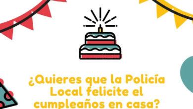 Photo of Felicitaciones de cumpleaños a niños por parte de la policía local – Varios Ayuntamientos