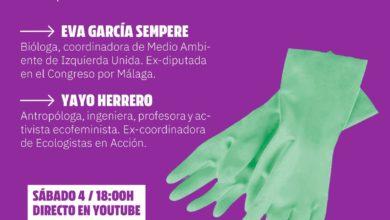 Photo of Charla «Coronavirus: Perspectivas con la vida en el centro», con Eva García Sempere y Yayo Herrero (sábado 4 de abril a las 18:00h)
