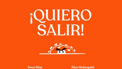 Photo of «¡Quiero salir!», cuento para explicar a peques por qué no pueden salir de casa creado por Cova Díaz y Nico Ordozgoiti