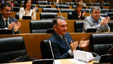 Photo of Enrique Santiago, elegido vicepresidente primero de la Comisión para la Reconstrucción Social y Económica tras la emergencia sanitaria del Covid-19