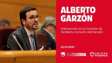 Photo of Alberto Garzón: «La regulación de la publicidad del juego será técnicamente impecable para que no la tumbe nadie»