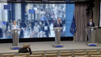 """Photo of IU muestra su """"razonable satisfacción"""" por el acuerdo del Consejo Europeo y señala el """"fracaso de la derecha, en especial la española, en su intento de imponer un nuevo austericidio"""""""