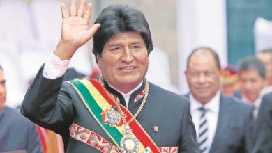 Photo of IU rechaza la acusación construida por la Fiscalía contra Evo Morales que, junto a la pretensión de ilegalizar al MAS del ilegítimo Gobierno Áñez, buscan impedir unas elecciones libres en Bolivia