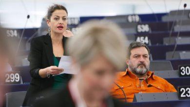Photo of IU traslada a la Comisión Europea el acoso judicial de VOX al Gobierno de coalición de España