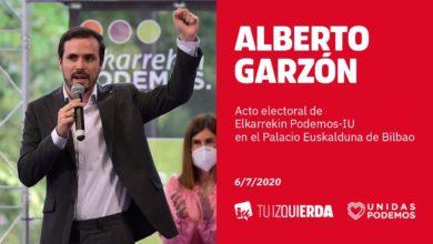 Photo of Alberto Garzón: «La mejor manera de enfrentarse a la extrema derecha reaccionaria y populista es por la vía de los hechos, haciendo políticas para proteger a la clase trabajadora»