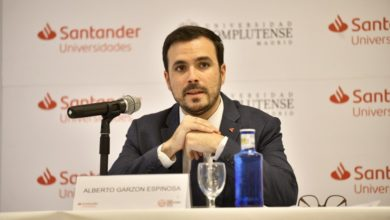 Photo of Charla «Cambio de paradigma del consumo en el contexto post-Covid y en el Horizonte 2030», por Alberto Garzón