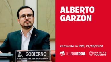 Photo of Alberto Garzón: «Hay que cerrar los prostíbulos, pero para siempre. La mejor solución es la abolición de la prostitución»