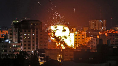 Photo of Comunicado de condena de la Comisión Internacional de IU ante la intensificación del bloqueo y los reiterados ataques israelíes sobre Gaza
