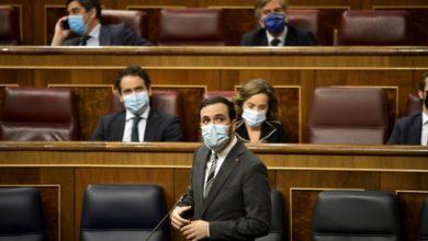 Photo of Alberto Garzón: «Las sentencias judiciales demuestran que el PP pasa más tiempo cerca del delito que de la Constitución»