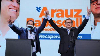 """Photo of IU denuncia """"sucias presiones"""" del Gobierno de Ecuador sobre el Consejo Electoral para """"impedir la candidatura del progresista Arauz a las presidenciales"""""""