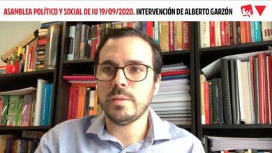 """Photo of Alberto Garzón afirma que la """"política nítida de izquierda"""" que necesita el Gobierno para los Presupuestos pasa por """"reforzar la mayoría de investidura"""" como """"única opción viable y sostenible"""""""