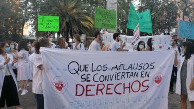 """Photo of IU muestra su """"total apoyo"""" y """"llama a participar"""" en las movilizaciones sanitarias y ciudadanas ante la """"dramática situación"""" de la Sanidad Pública"""