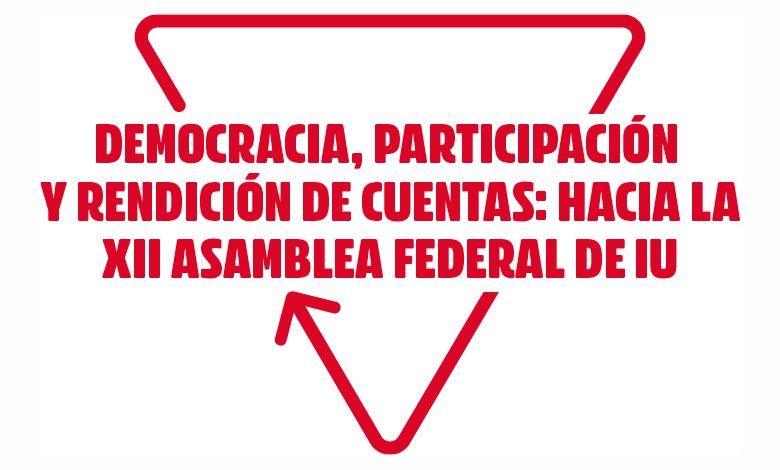 XII Asamblea Federal de IU