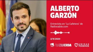 Photo of Alberto Garzón: «La sociedad está absolutamente preparada para abrir el debate entre monarquía y república»