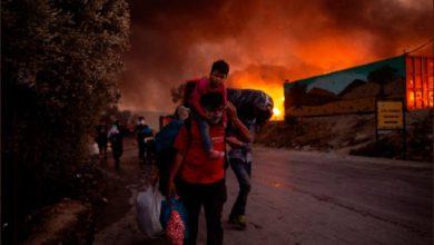Photo of IU insta al Gobierno a defender en la Unión Europea una política solidaria y de acogida tras el incendio del campamento de refugiados en Grecia