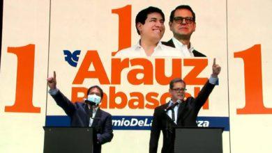 Photo of Manu Pineda celebra que el Consejo Nacional Electoral de Ecuador haya dado luz verde a la candidatura de Arauz y Rabascall tras la inhabilitación de Correa