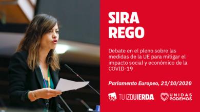 Photo of Sira Rego: «La pandemia ha demostrado que sólo mediante el control público se puede garantizar el bienestar de todas las personas»